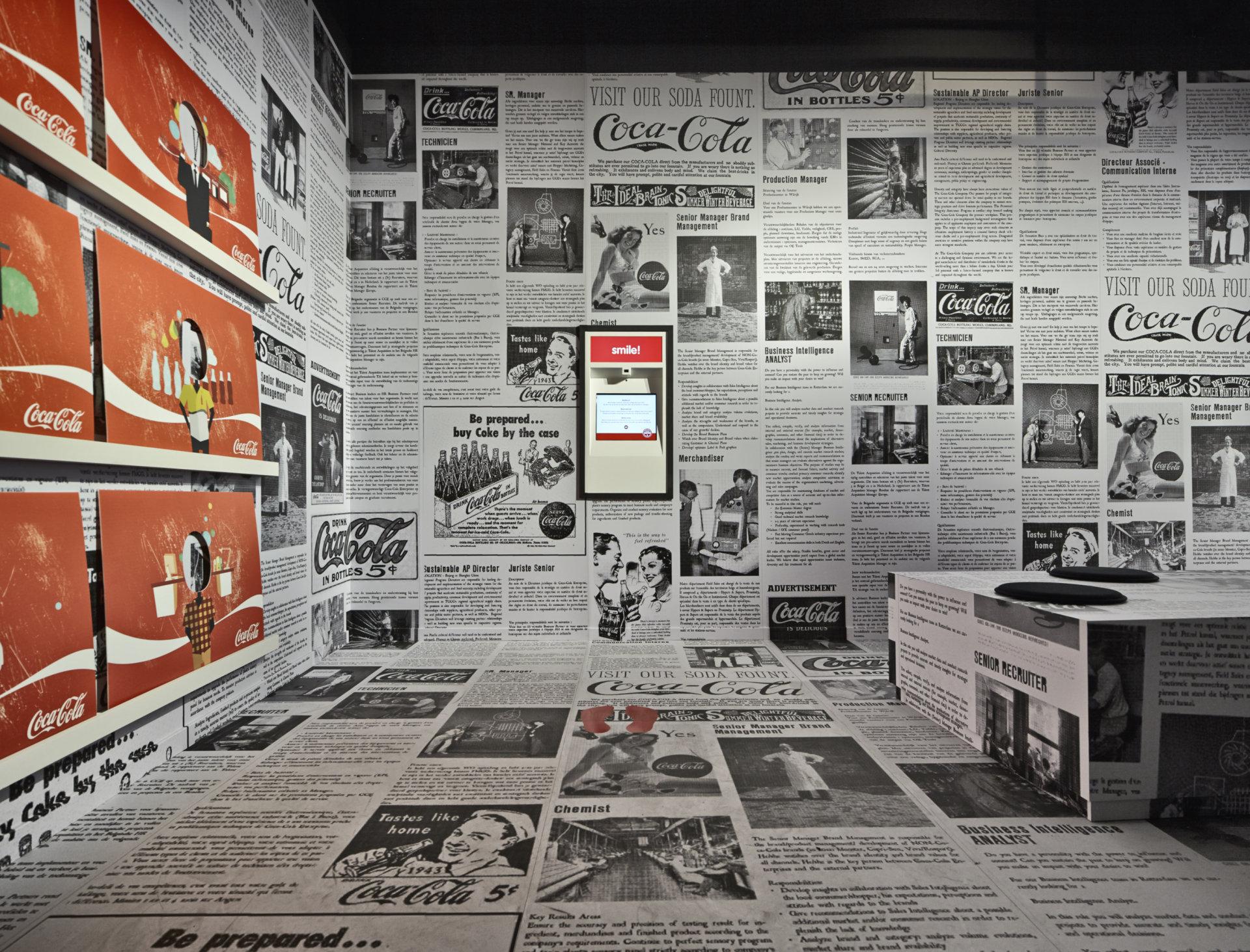 Creneau – Coca-Cola AJ