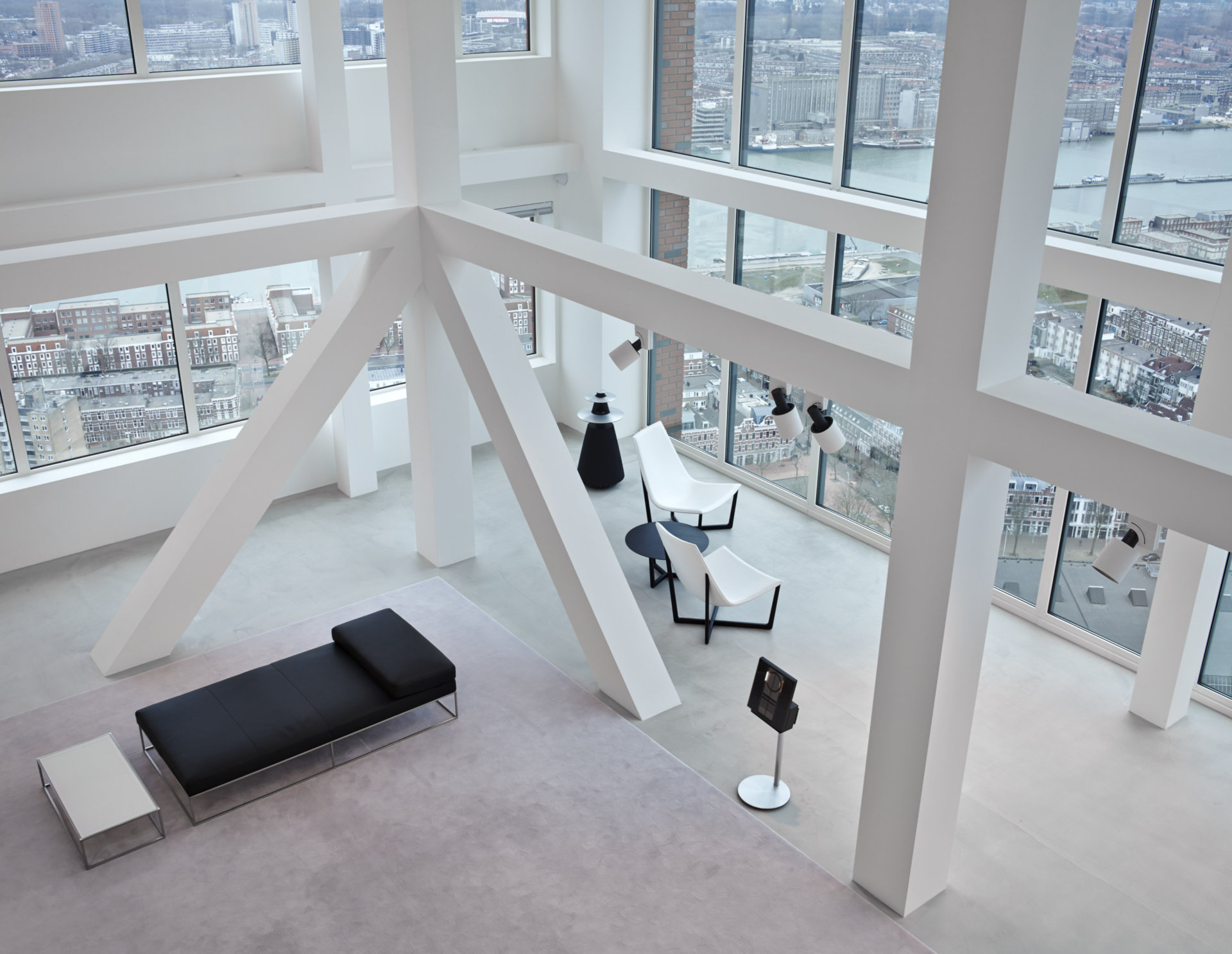 Penthouse – Lighting by Kreon AJ